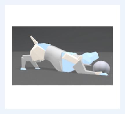 Dog Pounce